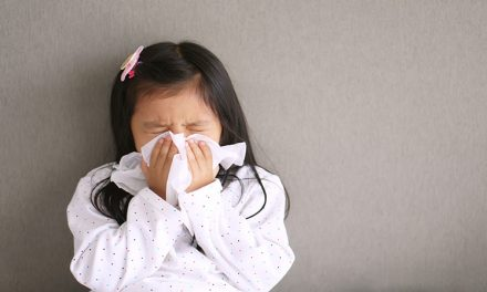 Nasal infection Kids – Nesospray